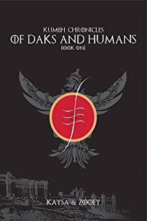 Of Daks and Humans: Book one (Kumbh Chronicles 1) (English Edition)