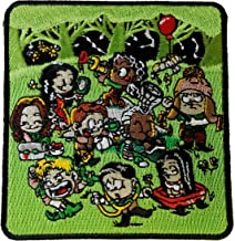 Firefly TV Show Parody - Novelty Iron On Patch Applique