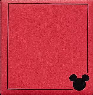 Creative Memories Disney 7 X 7 Red Photo Album