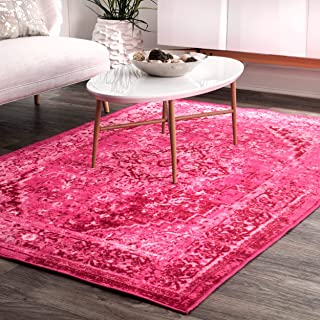 pink outdoor carpet