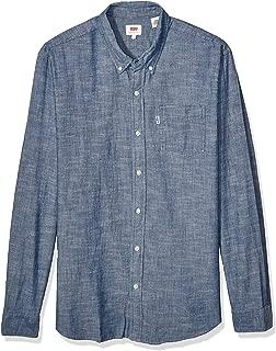 Men's Size Big & Tall-Classic Western Shirt-Tall