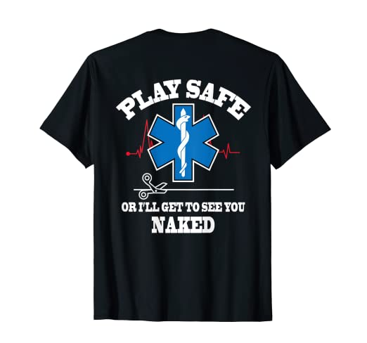 5e10b0c1c Image Unavailable. Image not available for. Color: EMT T SHIRT Funny ...
