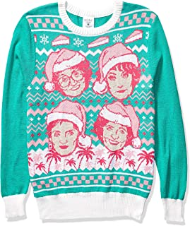 Golden Girls Men's Ugly Christmas Sweater
