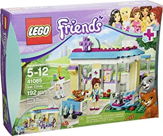 LEGO Friends 41085 Vet Clinic (Discontinued by manufacturer)