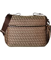 Fendi Kids - All Over Diaper Bag