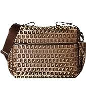 Fendi Kids - All Over Diaper Bag