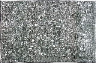 Frank Hudson Lennox Rug, Sage, 2000 x 2900mm