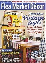 Well Styled Home Magazine Flea Market Decor May/June 2017