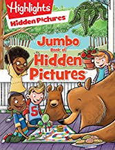 Jumbo Book of Hidden Pictures® (Highlights Jumbo Books & Pads)