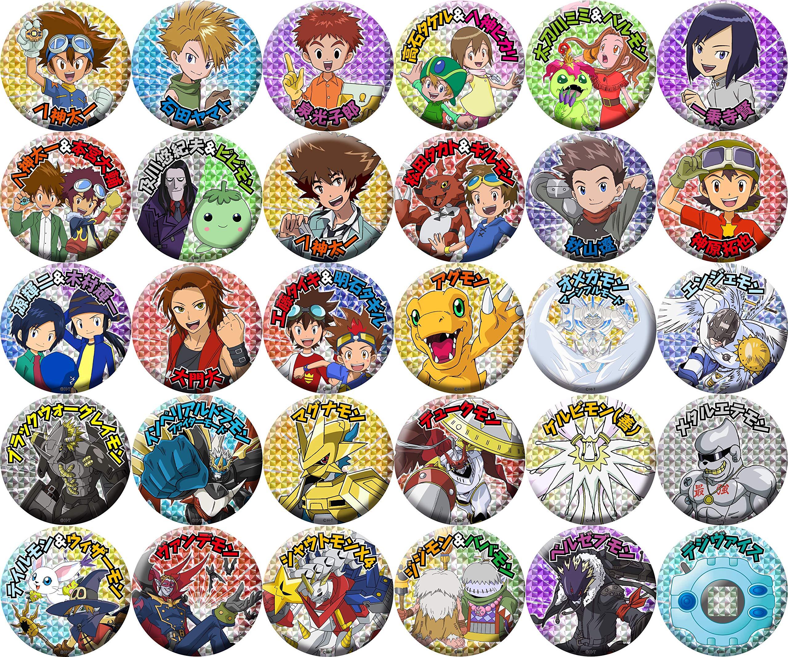 Digimon Adventure Super Evolution Kira - Caja para Insignias: Amazon.es: Juguetes y juegos