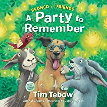 Bronco and Friends: A Party to Remember PDF