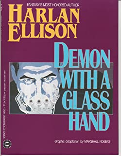 Demon with a glass hand (Science fiction graphic novel)