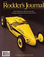 Rodder's Journal, Number 50 (The Fred Carrillo Roadster)