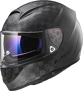 LS2 Helmets Motorcycles & Powersports Helmet's Full Face Citation (Carbon Fiber Wi, X-Large)