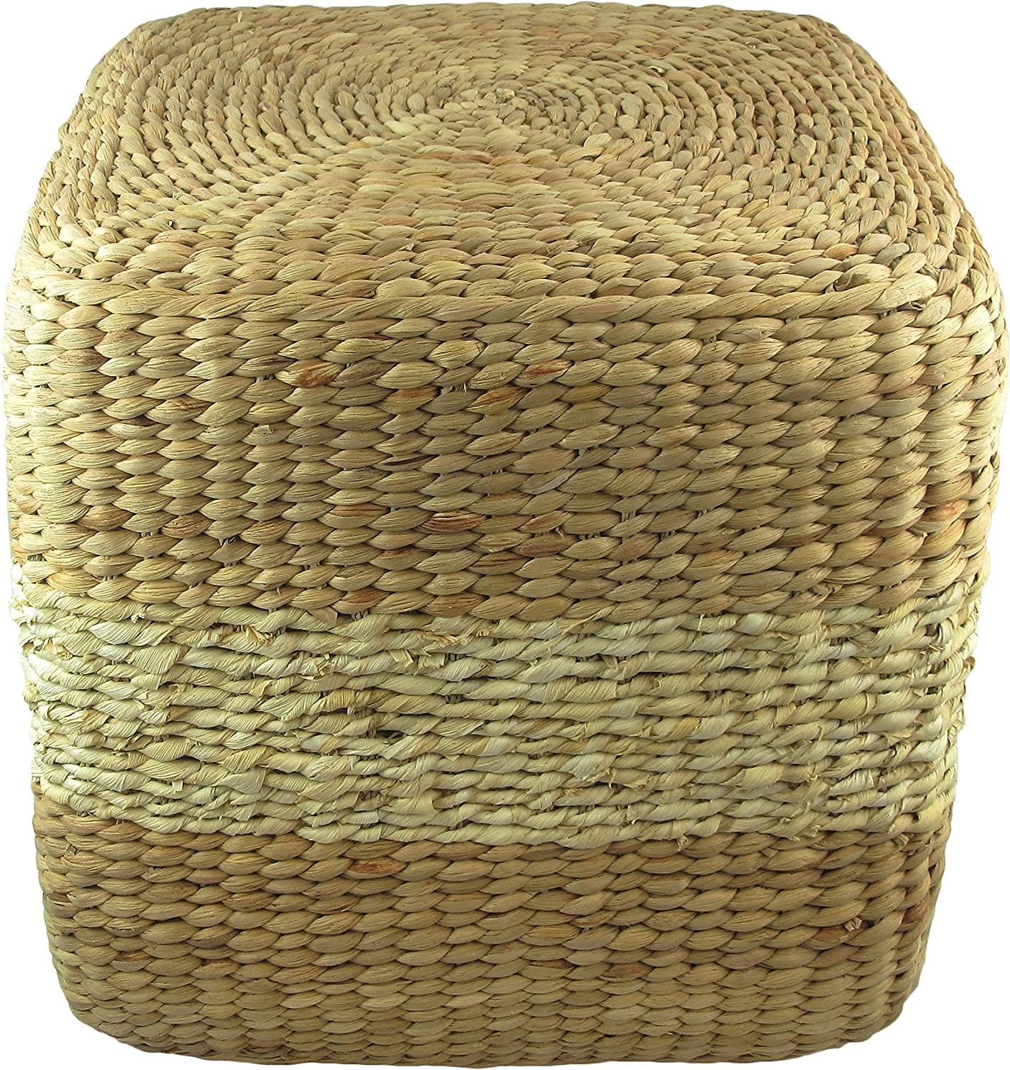 MagJo Natural Woven Sea Grass X 25% OFF Hutton Beauty products Poufs- 16