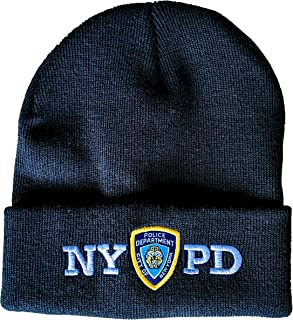 Best NYPD Navy Winter Hat Beanie Skull Cap Officially Licensed by The New York City Police Department Review