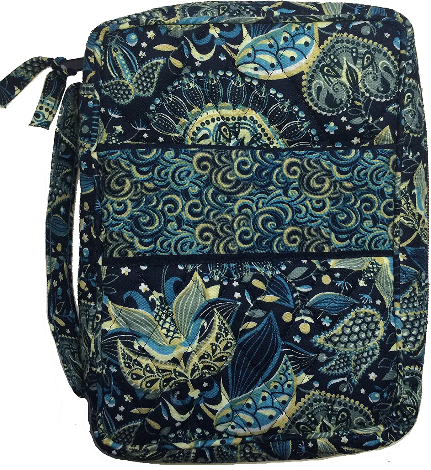 DIWI Quilted Bible Cover Large Sizes 10 C X Fashionable 2.75 7 Alternative dealer Inches Book