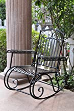 Best iron rocker patio furniture Reviews