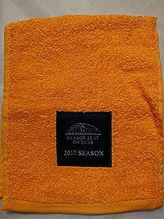 非売品 読売巨人軍 ジャイアンツ グッズ マフラー タオル 配布 2017 ジャイアンツ シーズンシート 限定 20×100cm