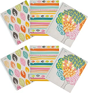 mead botanical boutique notebook