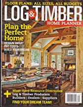 Log & Timber Home Planner Magazine 2018