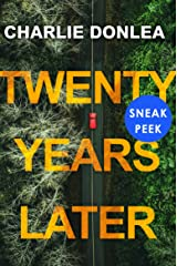 Twenty Years Later: Sneak Peek Kindle Edition