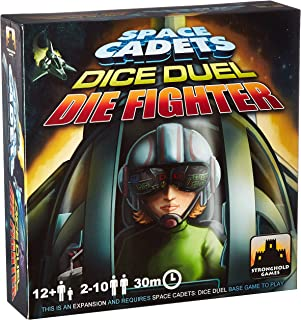 Space Cadets Dice Duel Die Fighter Exp Game