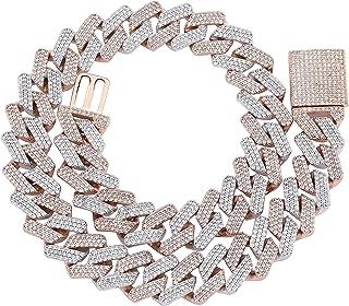 lab diamond cuban chain