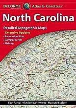 Best north carolina atlas and gazetteer Reviews