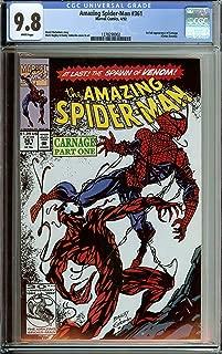 Amazing Spider-Man #361 CGC 9.8 1st Carnage Venom Movie