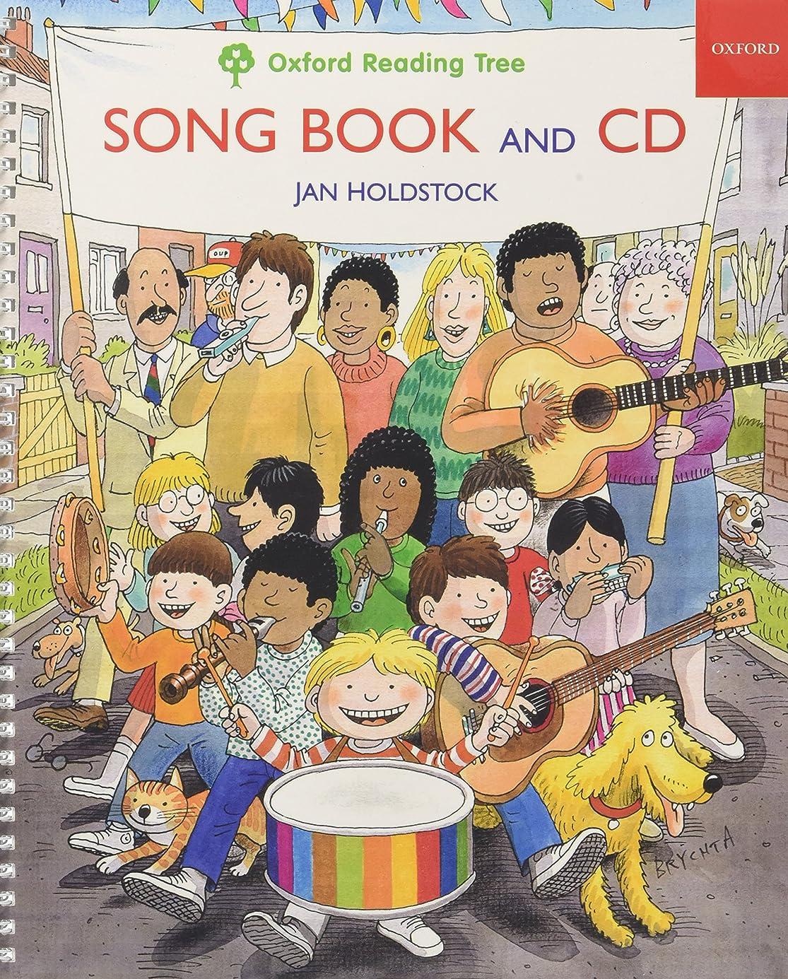 吸収無実生産性Oxford Reading Tree: Song Book and CD