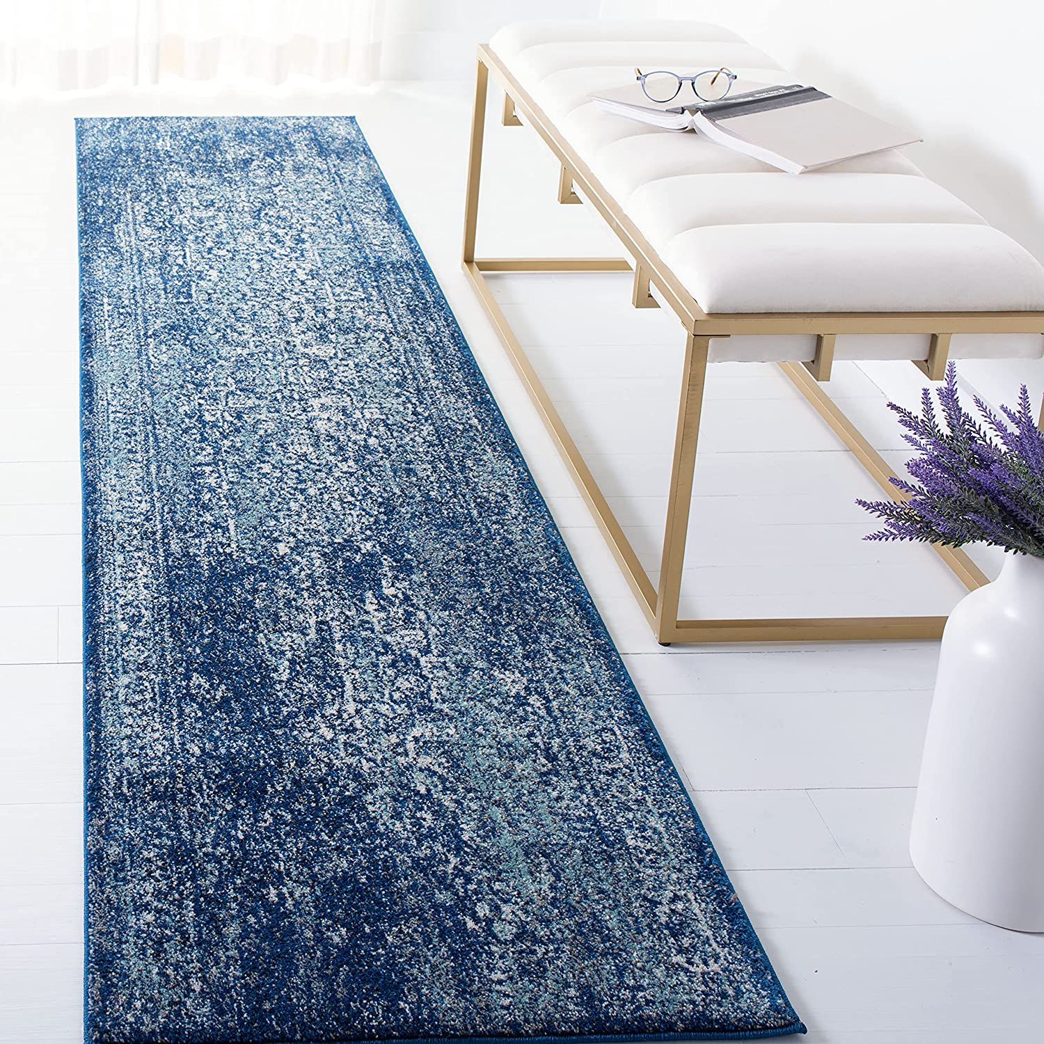 Safavieh Evoke Collection EVK256A Great interest Non-Sheddi Oriental Distressed All items in the store