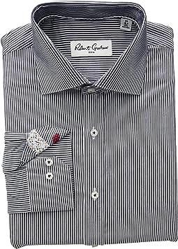 Lazo Stripe Long Sleeve Dress Shirt