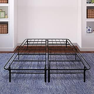 Best Price Mattress 14 Inch Premium Steel Bed Frame/Platform Bed - King