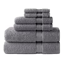 Deals on 12-Piece Bath Towel Sets with Oversized Bath Sheet