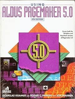 Using Aldus Pagemaker 5.0, 4th ed (BANTAM DESKTOP PUBLISHING LIBRARY)