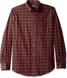 Men's Wrinkle Free Twill Long Sleeve Button Down Shirt