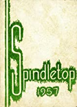 SPINDLETOP, 1957 South Park High School yearbook, Beaumont, Texas