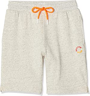 Scotch & Soda Sweatshorts In Two-Tone Quality Pantalones para Niños