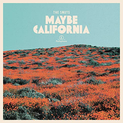 Maybe California