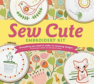sew cute embroidery