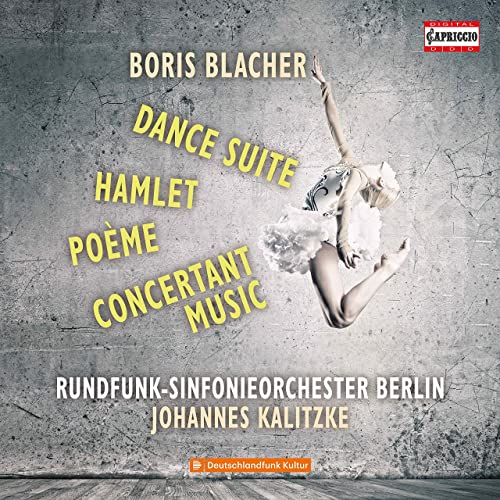Blacher Dance Suite Poème Hamlet Concertante Musik De