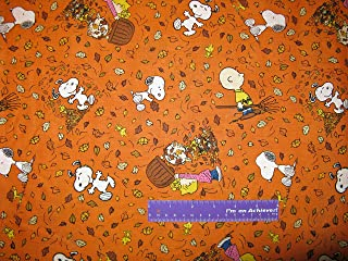 Best peanuts holiday fabric Reviews