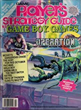 Game Players STRATEGY Guide to GAME BOY GAMES MAY 1991 VOL 2 # 2 HUNT FOR RED OCTOBER, PAC-MAN, NINJA BOY, GREMLINS 2, and Much More