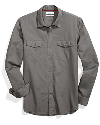 66ebd1842 Shirts with Double Pockets: Amazon.com
