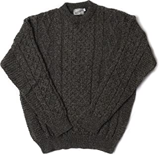 irish fisherman knit sweater