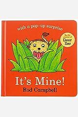It's Mine! Board book