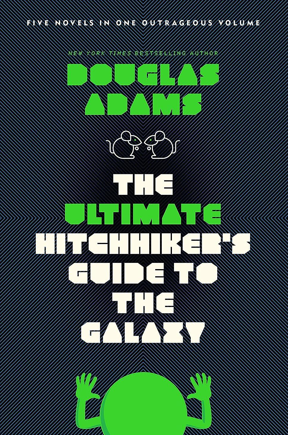 出会い想定事The Ultimate Hitchhiker's Guide to the Galaxy: Five Novels in One Outrageous Volume (English Edition)