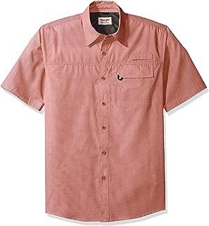 Authentics Men's Short Sleeve Utility Shirt