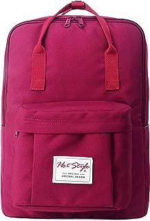 BESTIE Cute Backpack Bookbag for Girls Women